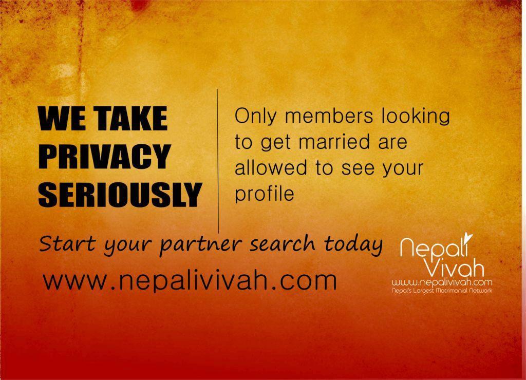 member-privacy-nepalivivah