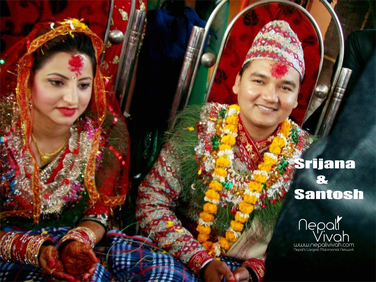 srijana-santosh-nepalivivah-com-success-story