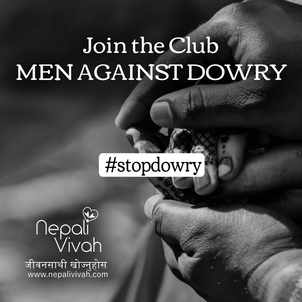 Join the Club of Men Against Dowry in India and Nepal